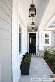 House With Black Trim Best 25 Grey Exterior Ideas On Pinterest Grey Exterior Paints