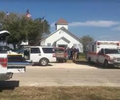 Image result for images; dead; texas church shooting