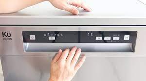 Hướng dẫn sử dụng máy rửa chén Kuchen new 70353 - YouTube