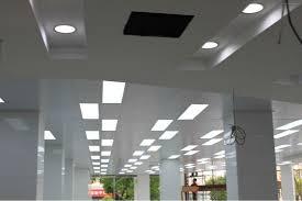 modern drop ceiling lighting designs