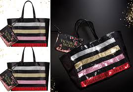 makeup set msia mugeek vidalondon over to victoria s secret and score free black friday tote mini bag 68 value with