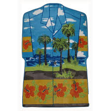 la rug supreme hawaiian shirt multi colored 3 ft x 5 ft area rug