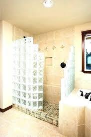 glass blocks home depot glass blocks shower bath showers glass shower blocks home depot glass block