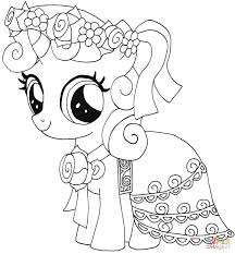 Coloring Pages 43 My Little Pony Coloring Image Inspirations My