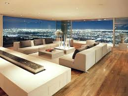 Big Living Rooms Awesome Decorating