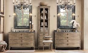 restoration hardware style bathroom vanities restoration hardware