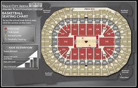 Schottenstein Center Interactive Seating Chart Osu Buckeyes Rutgers Football Tickets 2 Two 12b Row 7