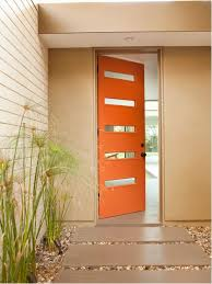 mid century modern front doorsMidcentury Modern Entry Door  Houzz