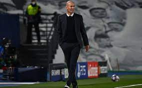 Zidane winked at Juventus after a Champions League win