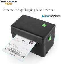<b>Issyzonepos</b> High Speed <b>Thermal Label Printer Sticker Barcode</b> ...