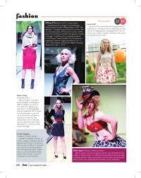 Academy Of Fashion Design Saskatoon Going Al Fresco In Yxe By Flow Magazine Issuu