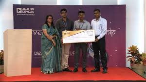 Analog Devices Design Contest Analog Devices Announces Winners Of Anveshan 2019 Design