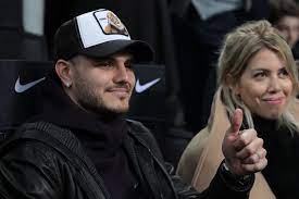 Mauro Icardi Doesn't Want to Leave Inter Milan, Says Wife and Agent Wanda  Nara | Bleacher Report | Latest News, Videos and Highlights
