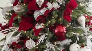 And Gold And Red Christmas Tree Ideas For Decorations Decorating Red Silver And White Christmas Tree