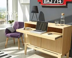 hideaway office desk. contemporary bureau home office desk hideaway