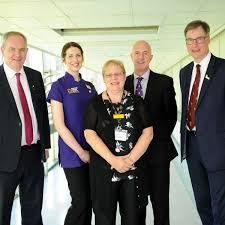 Hospital patients being treated in Paisley have the chance to enjoy some  massage, reiki and facial treatments thanks to the Beatson Cancer Charity -  Daily Record
