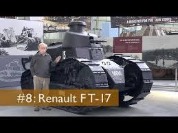 The Renault FT-17 - World\u0027s First Modern Tank  Https://www.warhistoryonline.com/whotube-2/the-renault-ft-17-the-worlds-first-modern-tank.html ...