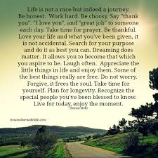 Bonnie Mohr Living Life Quote Awesome Lessons Learned In LifeLiving Life Lessons Learned In Life