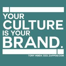 Quotes About Culture Stunning Your Culture Is Your Brand Picture Quote By Tony Hsieh