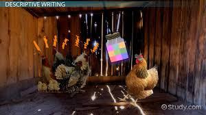descriptive essay definition examples characteristics video  how to write a descriptive paragraph or essay lesson for kids