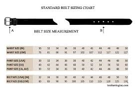 Mens Belt Size Chart Australia Ordering A Leather Belt How To Order The Correct Belt Size