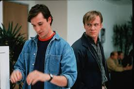 the cult classic about steve jobs toronto star noah wyle as steve jobs and anthony michael hall as bill gates in pirates of silicon