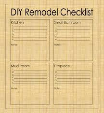 bathroom remodel checklist. DIY Remodel Checklist Garden Up Green 4 Bathroom E