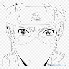 Coloring pages for naruto (cartoons) ➜ tons of free drawings to color. Kakashi Hatake 11 Coloring Naruto Coloring Pages Kakashi Hd Png Download 1004x962 2908975 Pngfind