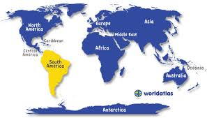 World Maps Of North America And Travel Information Download Free
