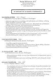 Ob Nurse Resume Clinic Nurse Resume Blaisewashere Com