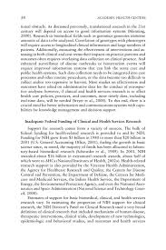 the academic health center as a translator of science the  page 88