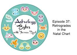 Bytes Chart Astrology Bytes Episode 37 Retrogrades In The Natal Chart