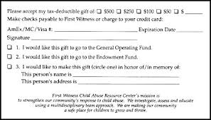 Donation Envelope 5 Simple Ways To Publicize Your Memorial Giving Program To Donors