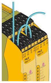 safety relays pilz nz Pilz Pnoz X7 Wiring Diagram save costs with push in technology Pilz PNOZ X5