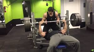 1RM Bench Press  The Exchange Fitness1rm Bench