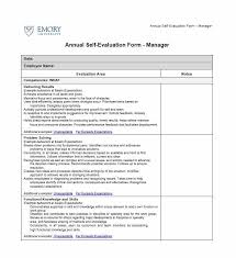 Employee Evaluation Forms Examples Employee Evaluation Samples Template Business