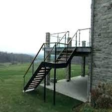 prefab metal staircase wrought iron stairway timber tread stair railing steel stringers uk wr metal stair stringers prefab steel uk stringer types