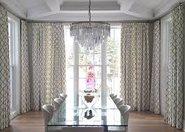 budget blinds custom dry panels glamorous dining room