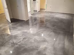 Epoxy flooring Matte Quora Interior Epoxy Flooring