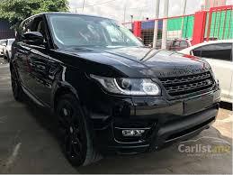 land rover 2014 black. 2014 land rover range sport hse dynamic suv black 0