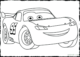 Race Car Coloring Page Pages Printable Awesome Police Good Kids