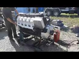 Motor Tatra 815 - YouTube