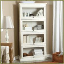 library bookcase with doors montserrat home design glass door lovely regarding 14