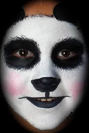 panda face paint save panda face paint face makeup ideas