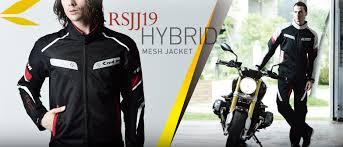 rsjj19 hybrid mesh jacket