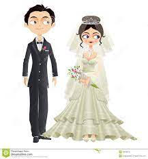 Christian Wedding Couple Stock ...