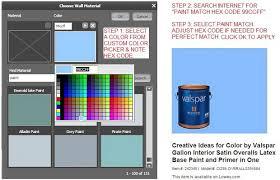 how to match paint colorsHow To Match Paint Colors In RoomSketcher  Roomsketcher Blog