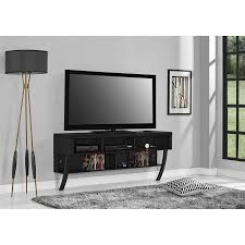 Altra Asher Wall Mounted 65 TV Stand Black Oak Walmart Com With Tv Mount  Ideas 11 Black Inch Tv Stand A94