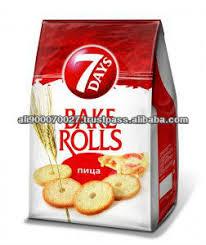 Bake Rolls 7 Days Pizza 70g View Bake Rolls 7 Days Pizza 70g