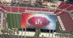 100% buyer guaranteed, secure checkout online marketplace Nfl Prepares Raymond James Stadium For Super Bowl Wfla